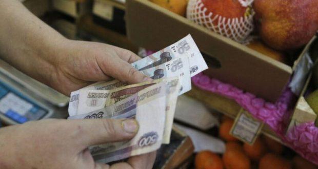 Растут доходы крымчан, подтянулись зарплаты, рванули вверх и цены