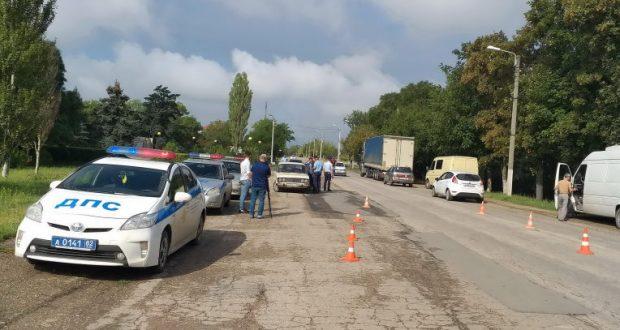 """В Симферопольском районе """"ловили"""" нетрезвых водителей"""