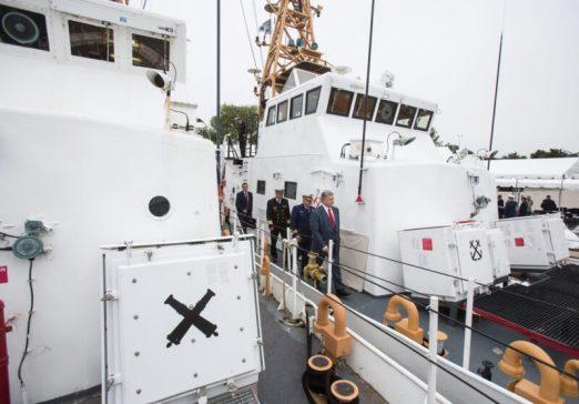 Двумя «корытами» больше. США передали Украине два списанных катера «из восьмидесятых»
