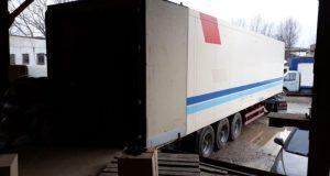 В Крым из Кабардино-Балкарии под видом молока везли крупную партию спирта. Не довезли