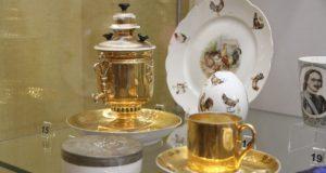 В Центральном музее Тавриды - выставка «Поставщики фарфора Российского императорского Двора»