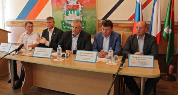Точки над «и» в экологической ситуации на севере Крыма расставят специалисты из Москвы уже этой ночью