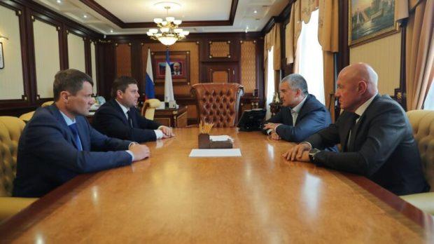 В Симферополе побывала делегация из Донбасса. О чем договорились власти Крыма и ДНР