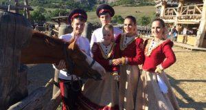 В Крыму стартует фестиваль-конкурс казачьей культуры «Крымские тулумбасы»