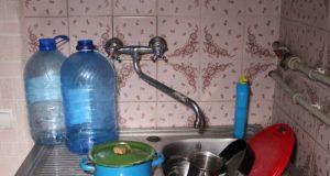 Часть Симферополя в воскресенье – без воды