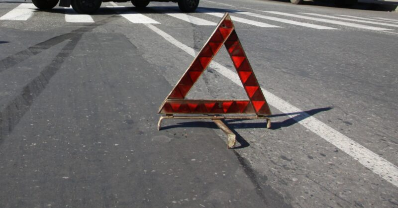Смертельное ДТП в Симферополе. Водитель сбил пешехода и скрылся с места аварии