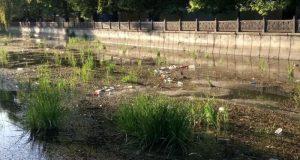 В конце сентября в Симферополе начнут чистить русло реки Салгир