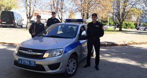 В Севастополе сотрудники Росгвардии задержали автомобилиста - был безбожно пьян