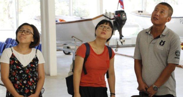 """Китайские учёные """"наводят мосты"""" - планируют сотрудничать с коллегами из СевГУ"""