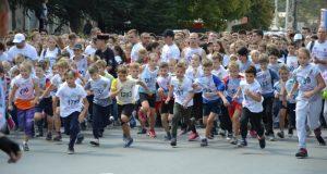 В Симферополе две тысячи человек приняли участие во Всероссийском дне бега «Кросс нации-2018»
