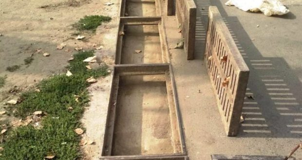 В Евпатории приводят в порядок ливневую канализацию