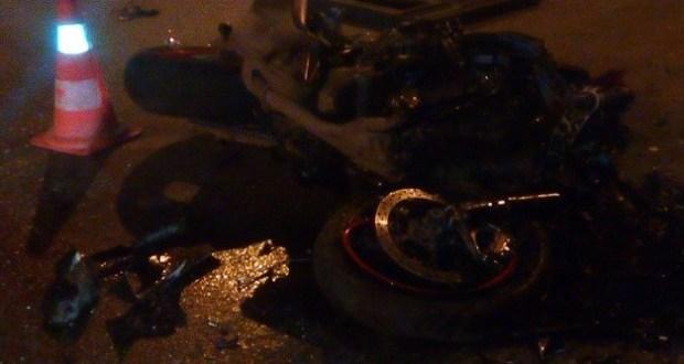 Погибших в результате ДТП с мотоциклом в Симферополе похоронят сегодня