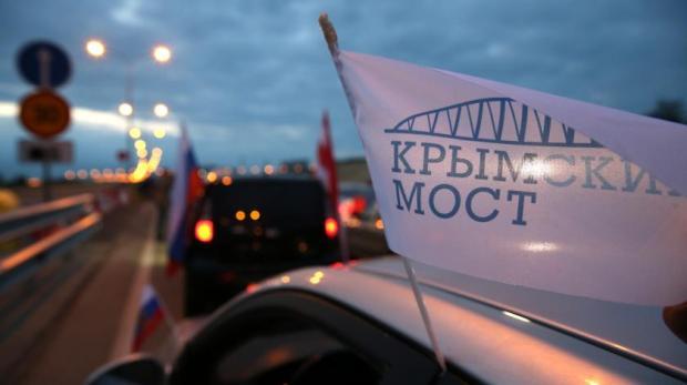 Минтранс России: движение бензовозов по Крымскому мосту может быть открыто через 1,5-2 месяца