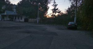 В Симферополе в октябре отремонтировали более 2000 кв.м. дорожного покрытия