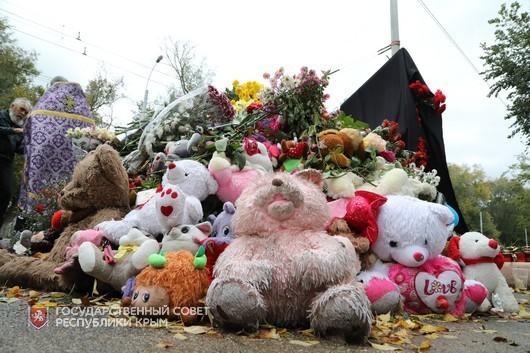 Керченской трагедии 9 дней. Крым чтит память погибших