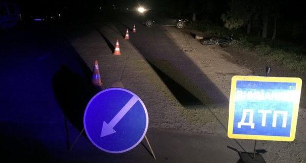 В Евпатории задержали водителя, сбившего велосипедиста и скрывшегося с места ДТП