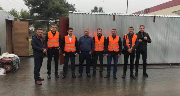 Общественники провели мониторинг ремонта улицы Севастопольской в Симферополе
