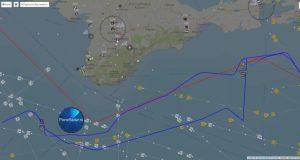 Очередной разведывательный полет у берегов Крыма. На этот раз радары засекли беспилотник ВВС США