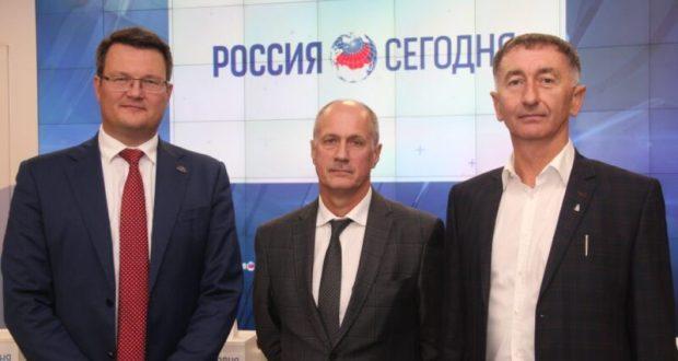 Крым может выйти в мировые лидеры по решению проблем с водой