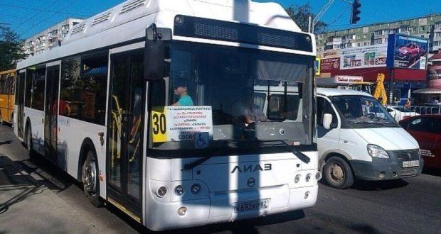 Проблемы общественного транспорта в Симферополе решаются: новые автобусы и старые маршруты