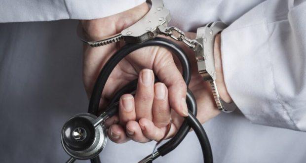 В Севастополе под суд пойдёт экс-главный врач одной из больниц. За присвоение и растрату денег