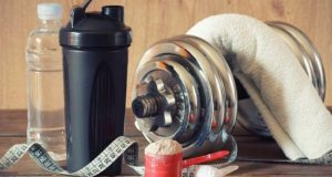 Как смешивать протеин и гейнер