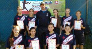 Определён обладатель Кубка Крыма по софтболу среди женских команд
