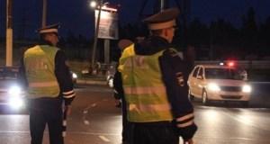 В Симферополе два инспектора ГИБДД задержали водителя скоростной иномарки – «катался под кайфом»