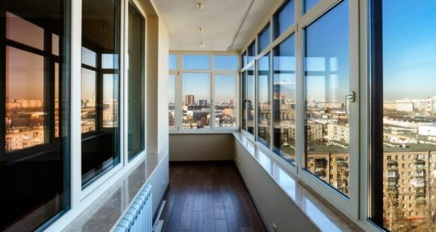 Остекление балконов и лоджий: увеличиваем полезную площадь квартиры