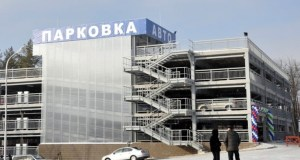 В 2019 году в Симферополе появится первая многоуровневая парковка