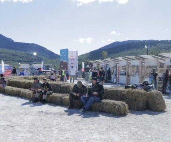Под Севастополем открылся фестиваль экстремальных видов спорта и туризма X-FEST 2018