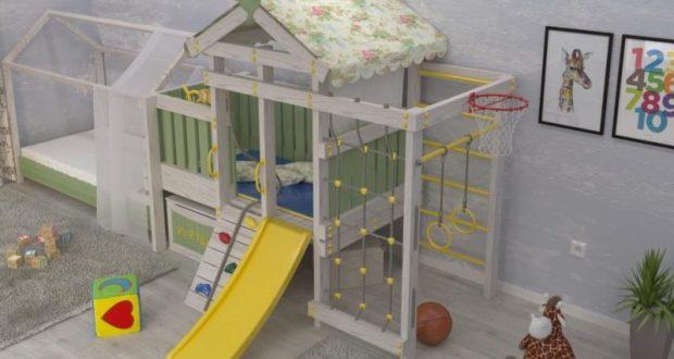 Виды домашних спортивных уголков для детей, все о выборе и покупке