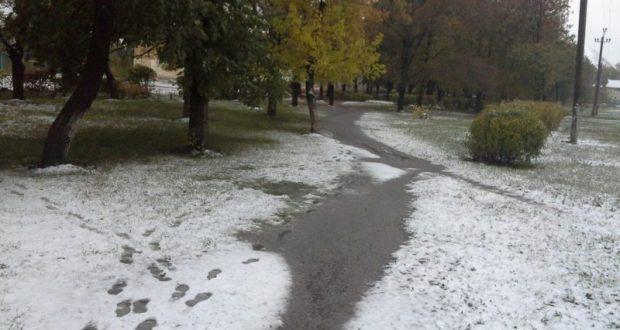 В выходные дни в Крыму - холодно. Возможны - дождь и мокрый снег