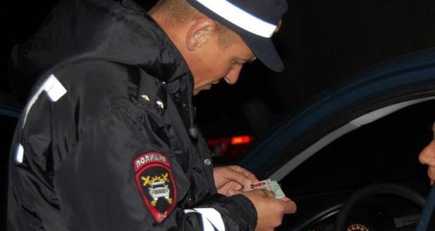 ГИБДД подводит итоги операции «Нетрезвый водитель» в Бахчисарайском районе