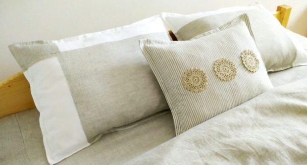 Почему постельное бельё из льняной ткани - идеальный выбор?