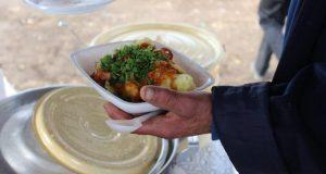 В Симферополе устраивают благотворительные обеды для нуждающихся