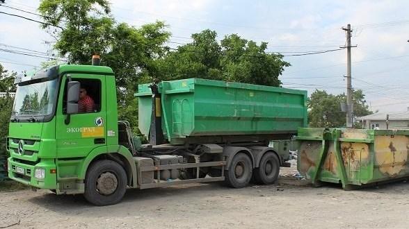 В Симферополе составят схему уборки 1025 улиц