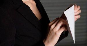 В крымском селе местная администрация получила конверты с белым порошком