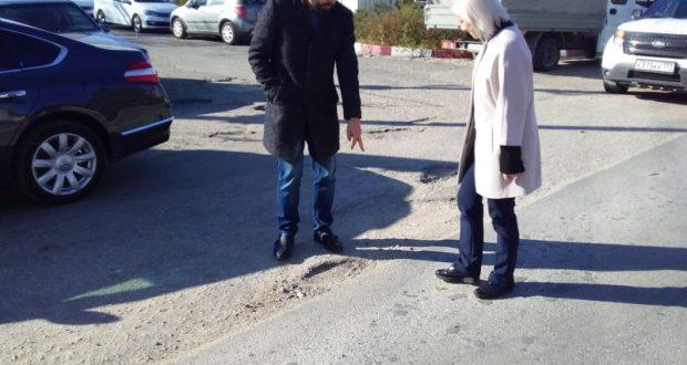 Дороги Симферополя. Как ремонт улиц порождает новые проблемы