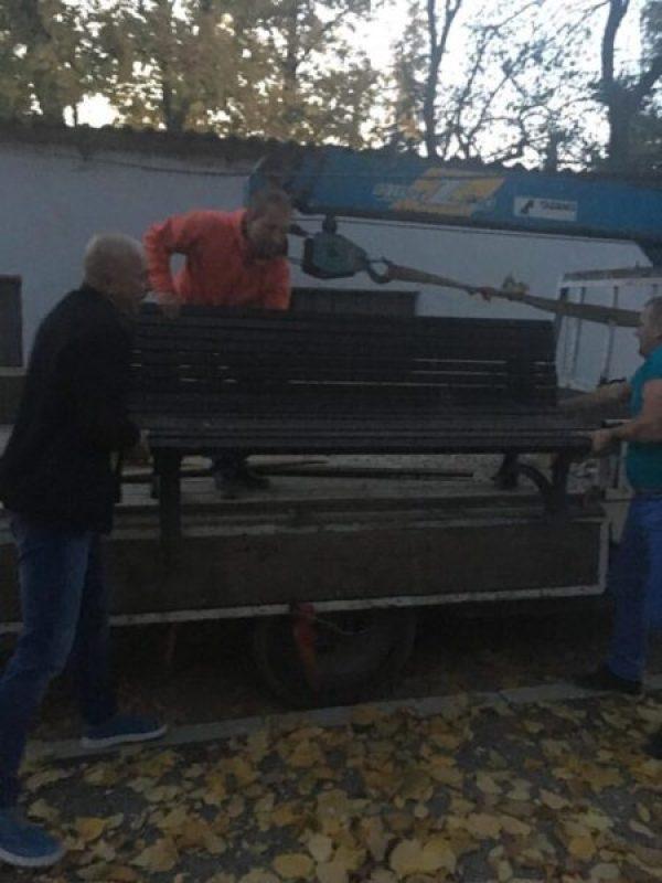 Добрые дела севастопольского «Добровольца». Хроники начала ноября