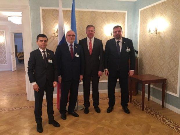 Депутат Госдумы Руслан Бальбек поведал на форуме ООН о правах человека в Крыму