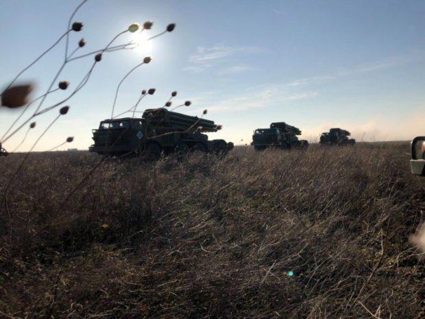 Украинские военные активизировались на «южном направлении»