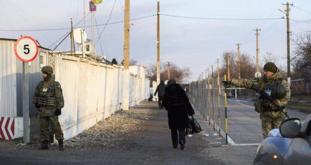 Киев закрыл въезд на Украину для мужчин из РФ в возрасте 16-60 лет