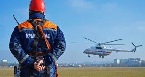 Симферопольский отряд «КРЫМ-СПАС» оттачивает навыки беспарашютного десантирования