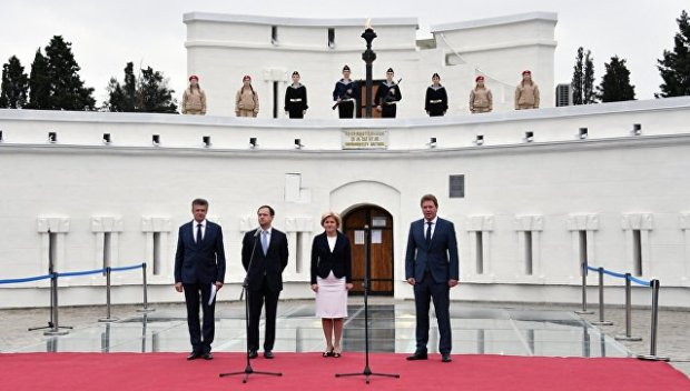 В Севастополе после масштабной реконструкции открыт Мемориальный комплекс «Малахов курган»