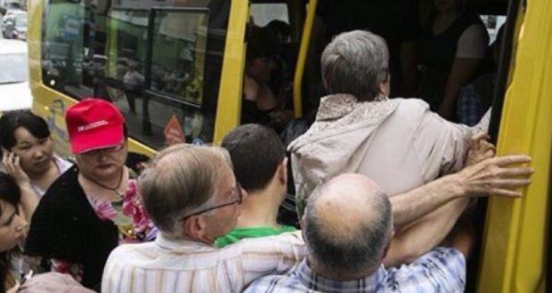 Глава Республики Крым пересадил симферопольских чиновников в общественный транспорт