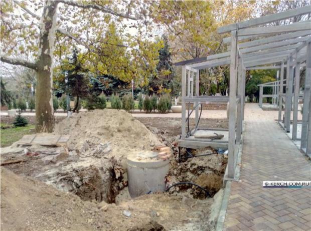 В Керчи строят общественный туалет за… 5 миллионов рублейВ Керчи строят общественный туалет за… 5 миллионов рублей