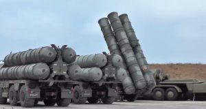 (ЗРК) С-400 «Триумф»