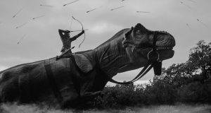 Что, если бы динозавры жили с людьми? В Никитском ботаническом саду знают