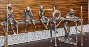 В Евпатории установят скульптуру, посвящённую писателю Борису Балтеру и героям его повести